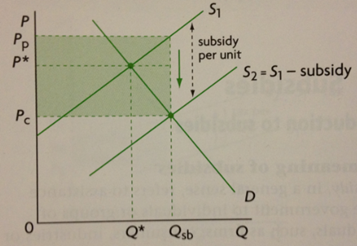 P12 - Subsidy